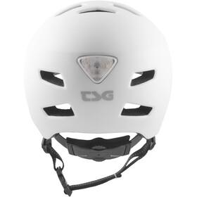 TSG Status Solid Color Helmet satin white